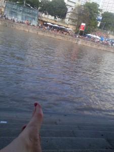 DonauKanalTreiben