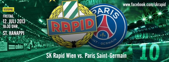 Rapid vs. PSG_12072013