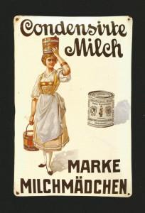 Marke Milchmädchen
