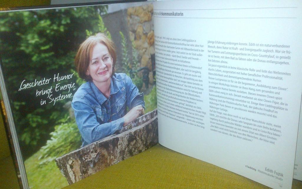 Gescheiter Humor bringt Energie in Systeme BildbandWähring www.elfachtzig.at